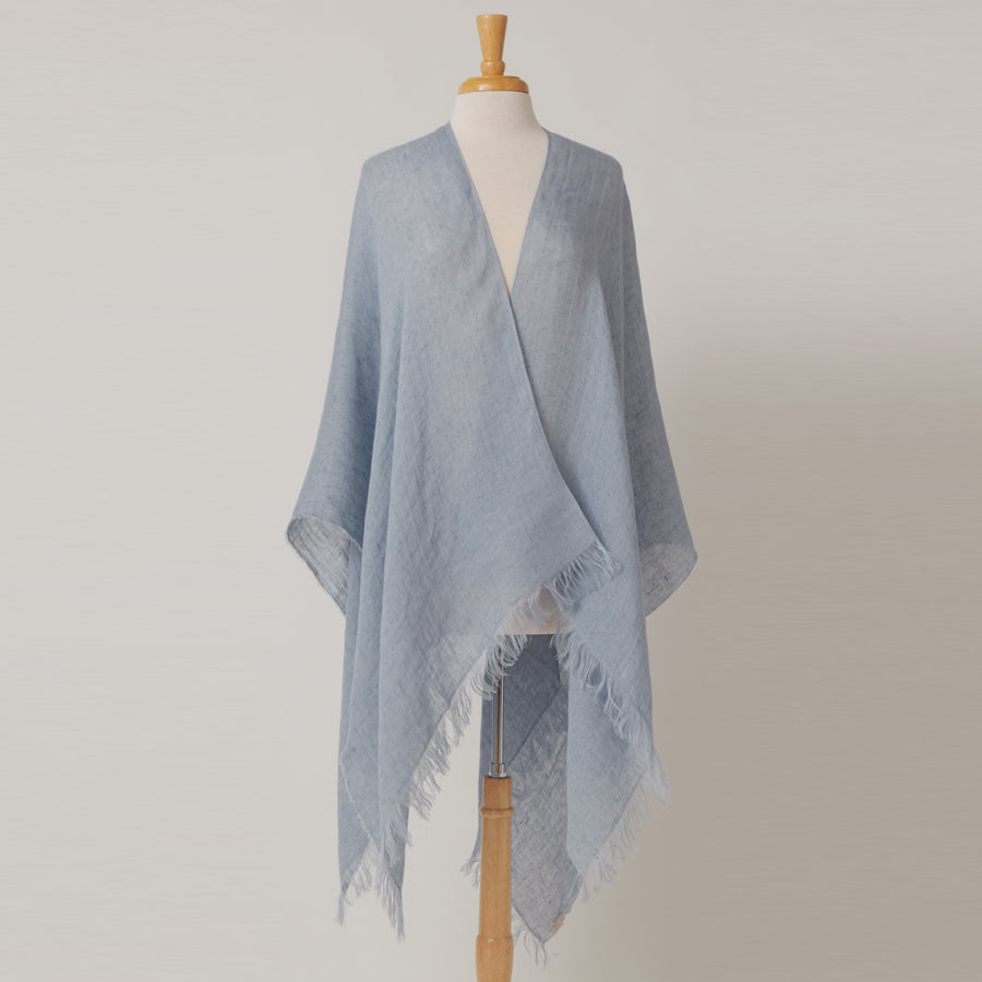 Destin Linen Cape Light Blue