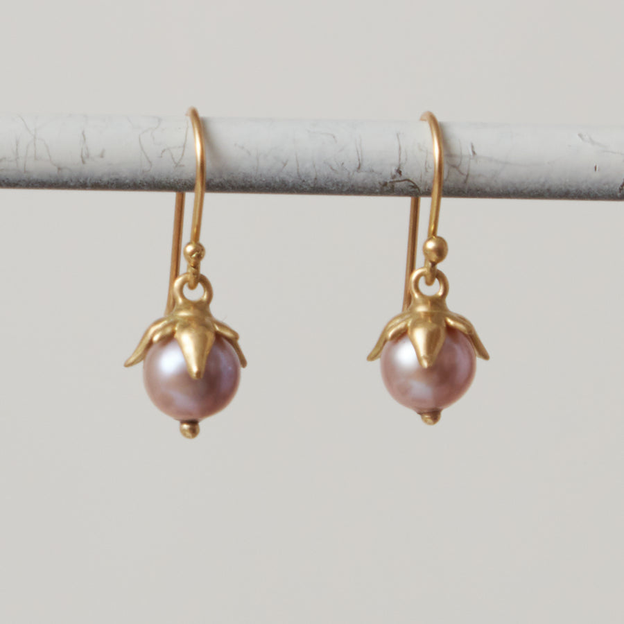 Annette Ferdinandsen 18k Berry Earrings