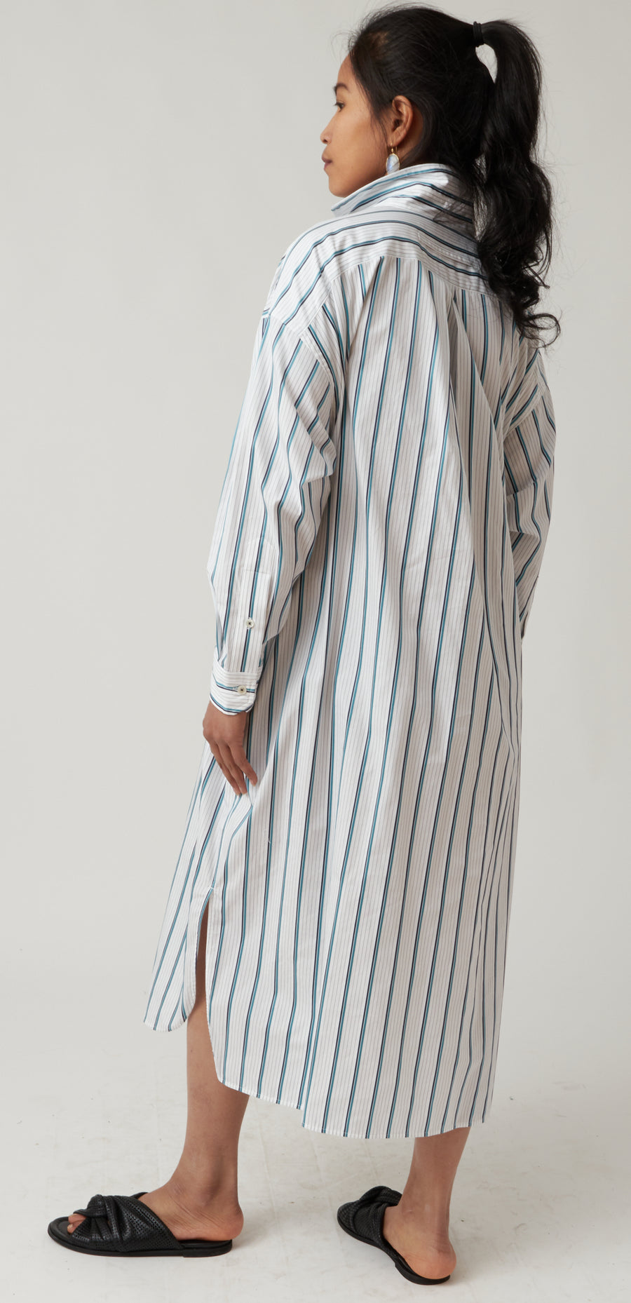 Ticca Button Down Dress
