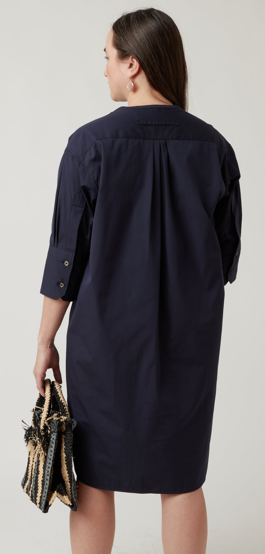 Ticca Bib-front Dress
