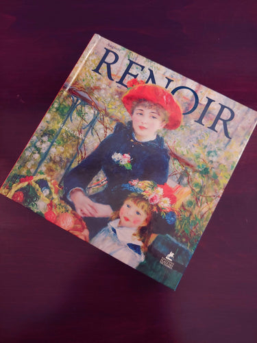 ART BOOK / PIERRE-AUGUSTE RENOIR