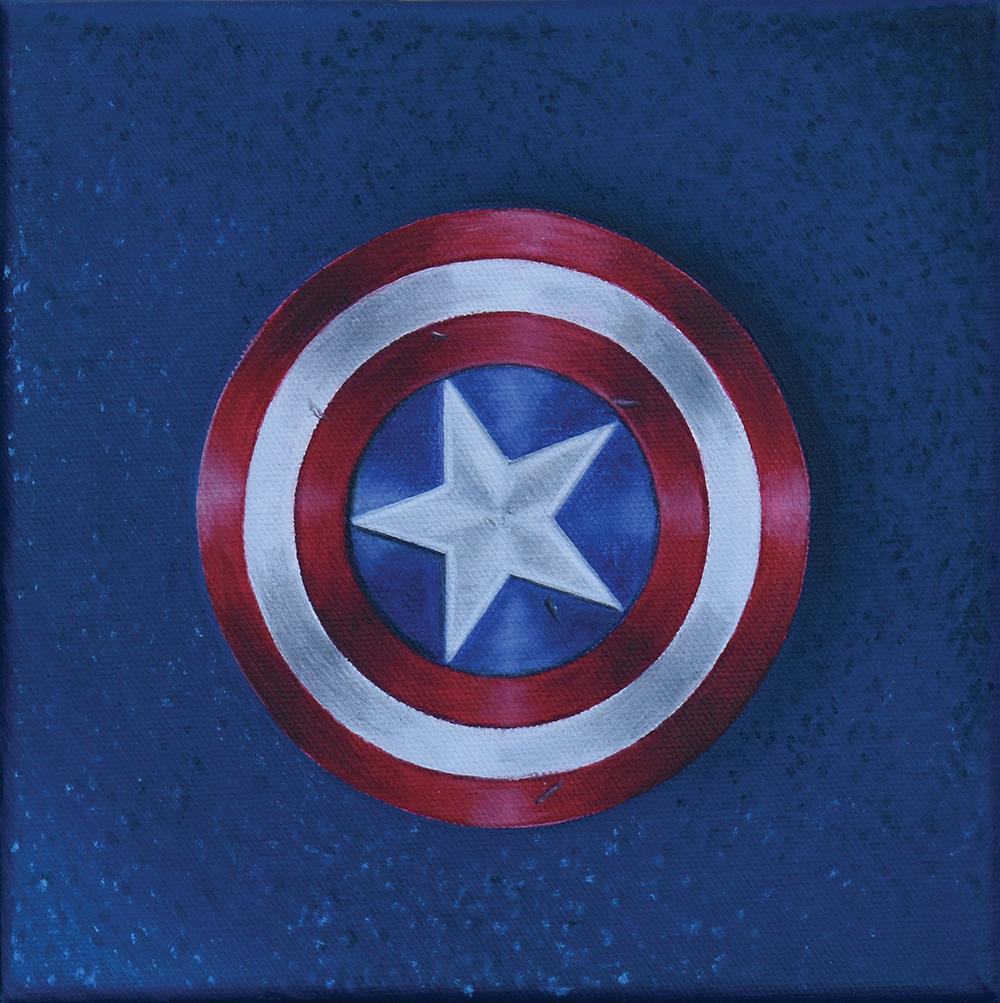 CAPTAIN AMERICA SUPERHERO