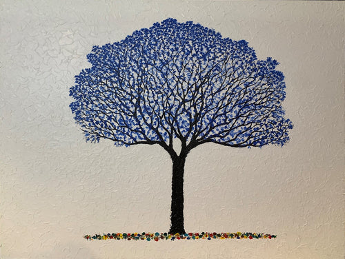 BLUE TREE - By Andy Habib