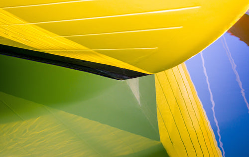 YELLOW BELLY / Original Boat Photography - by Craig McAllister