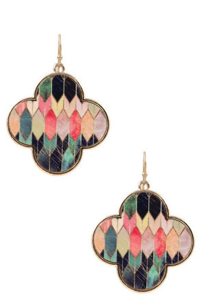 Sienna Drop Earrings