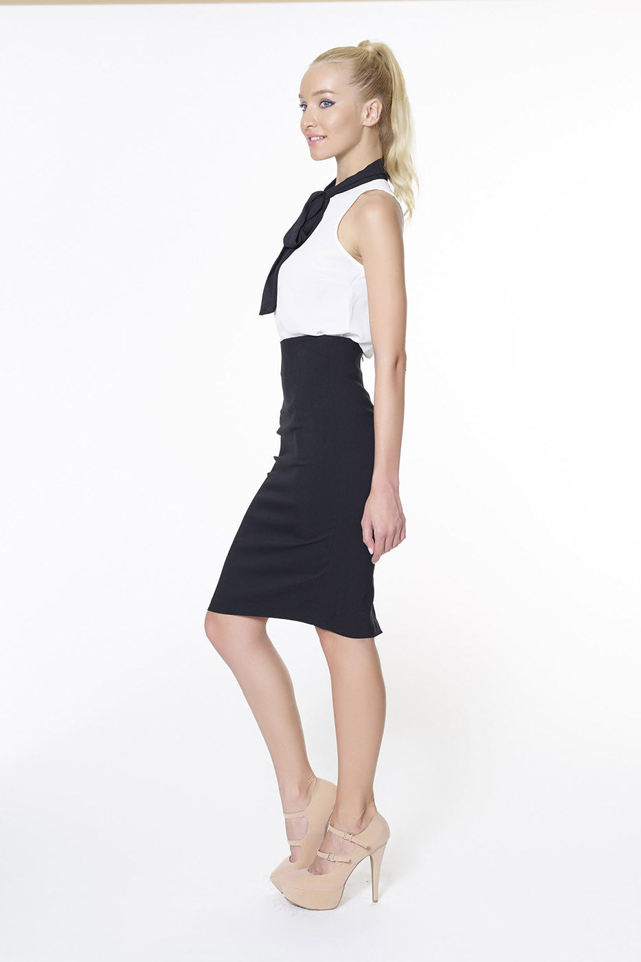 Joan Skirt - Black