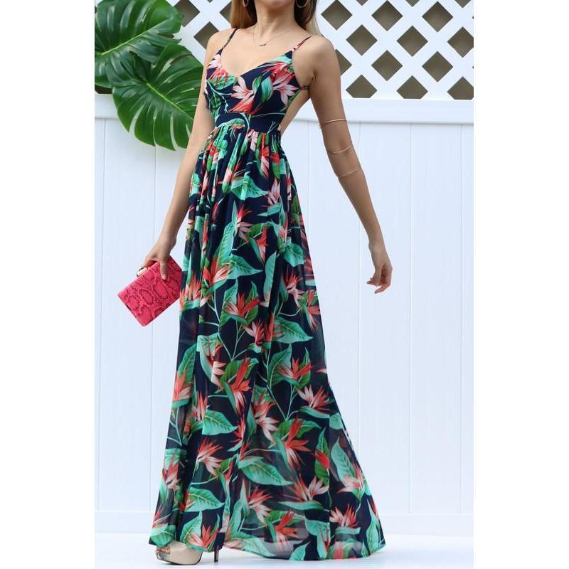 All About Eve Maxi Dress