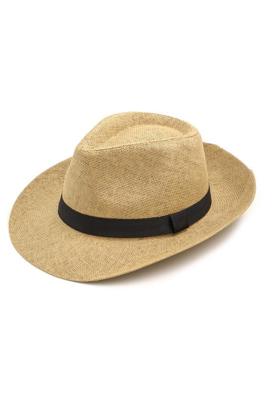 Feeling Fedora Tan