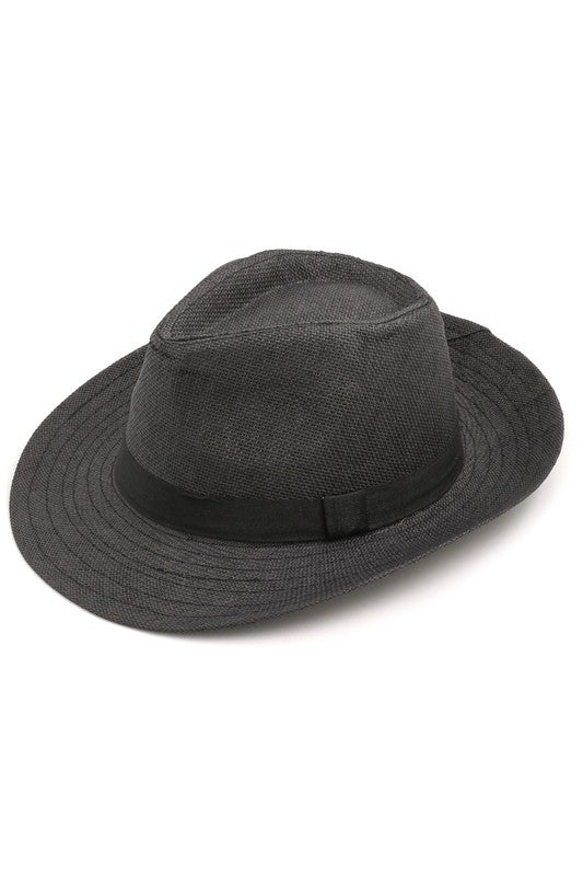 Feeling Fedora Black