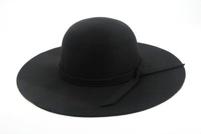 Deja Floppy Hat Black