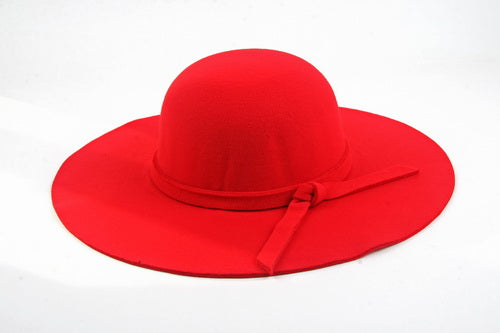 Deja Floppy Hat Red