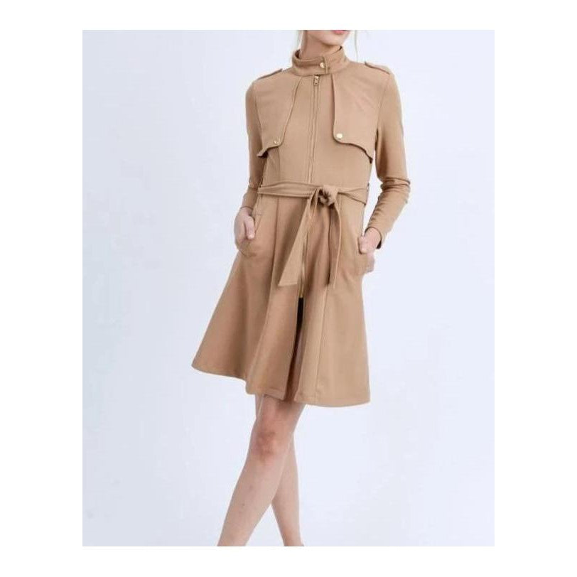 From Dusk till Dawn Duster Camel