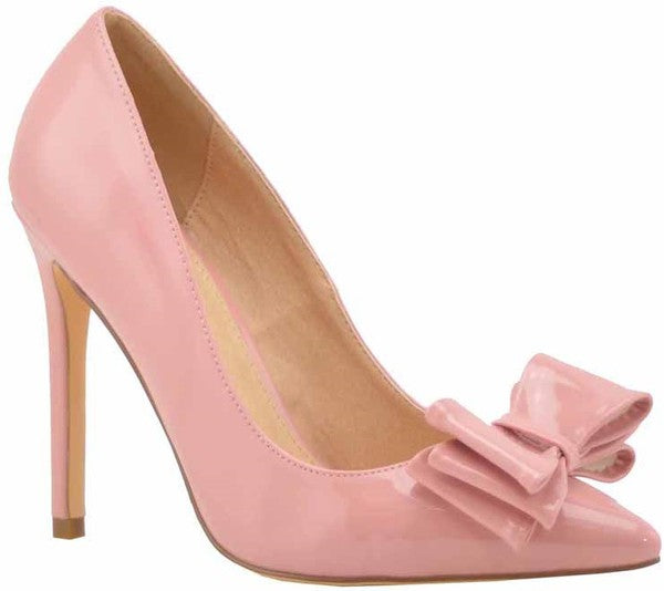 The Higher The Heels The Closer To Heaven Pink