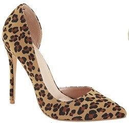 Pretty Woman Pump Brown