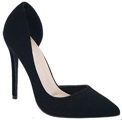 Pretty Woman Pump Black