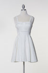 Sassy Marilyn Dress- White