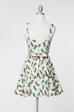Pina Colada Marilyn Dress