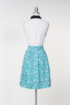 Fashion Frenzy Midi Skirt - Aqua