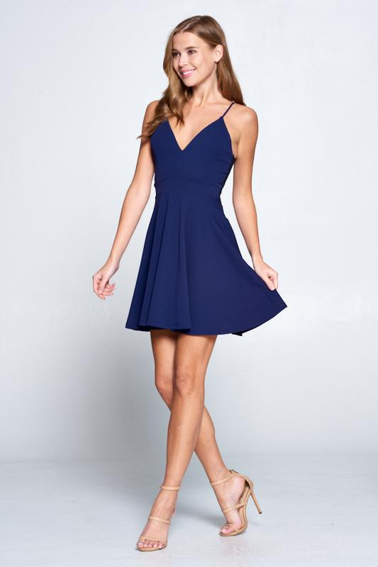 Blue Bayou Dress