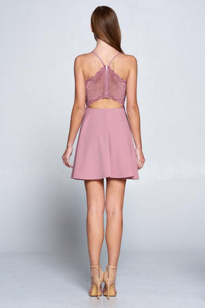 Pretty Please Pink Dress