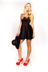 Marilyn Black Dress