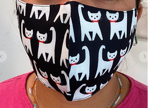 Cute Kitty Mask