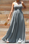 Mariah Maxi Dress Mauve