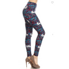 Legging Unicorn Print