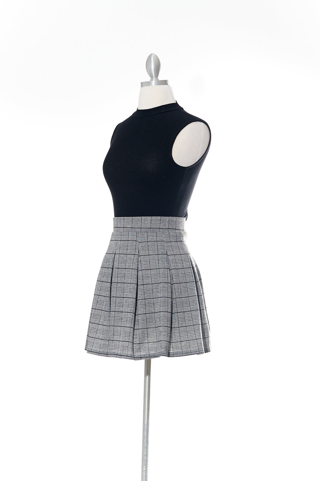 The Preppy Skirt