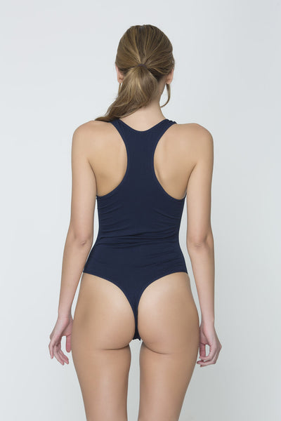 Basic Body Suit - Black