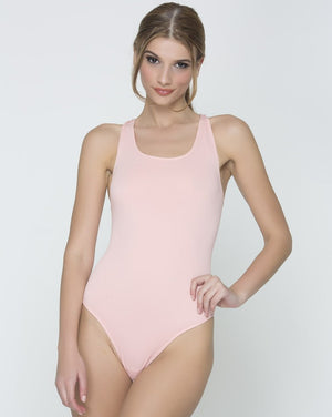 Basic Body Suit - Light Pink