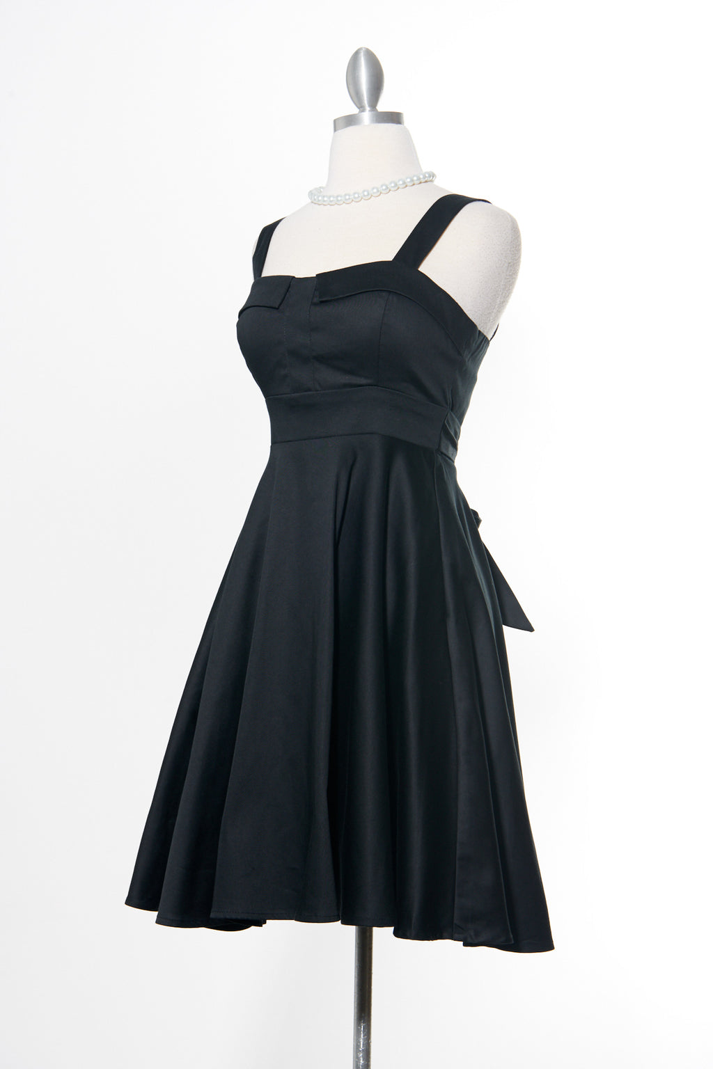 Marilyn Dress- Black