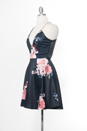 Take Me For a Dance Floral Dress