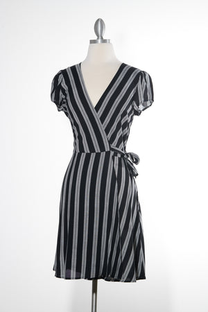 Prisoner of Love Wrap dress