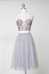 Good Times Tulle Skirt - Grey