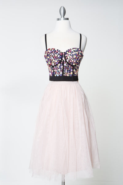 Good Times Tulle Skirt - Light Pink