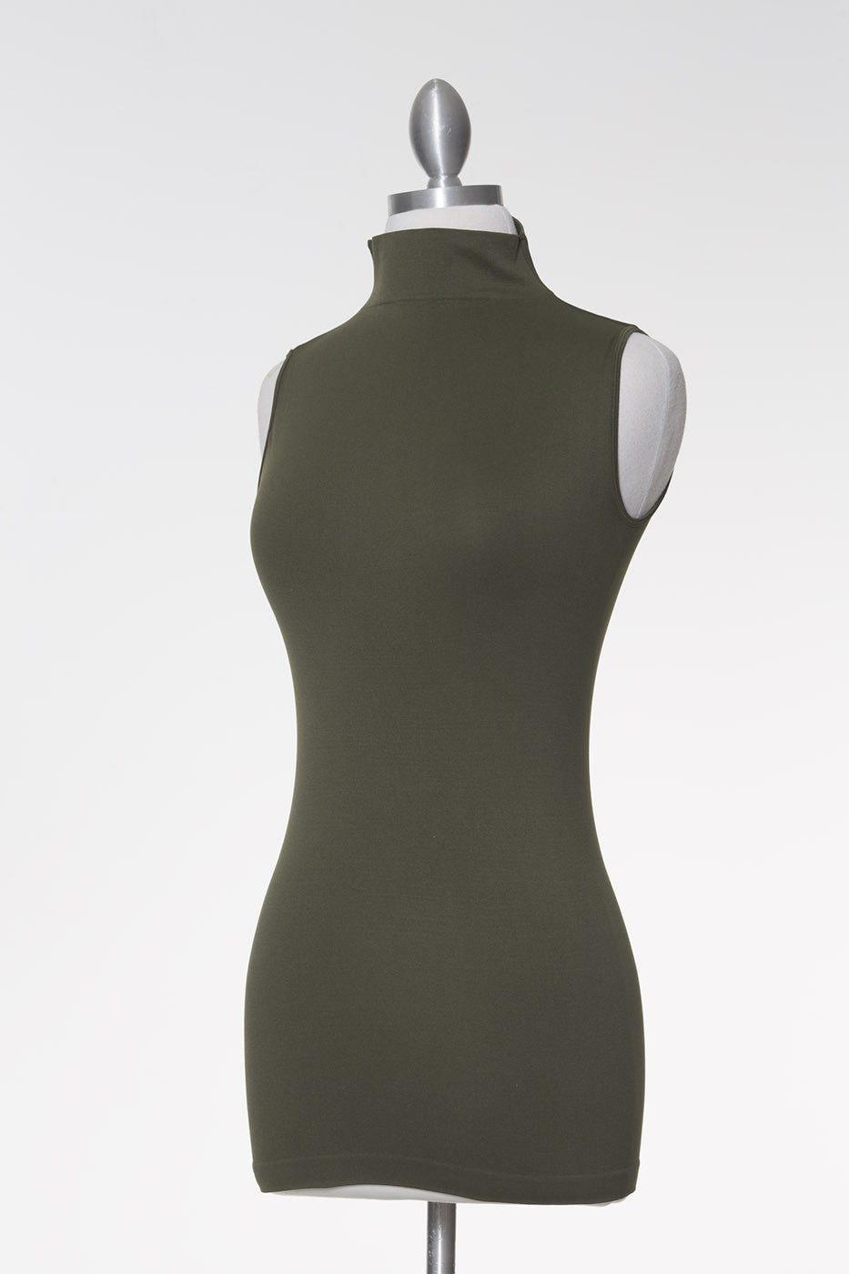 Staple Worthy Top - Olive