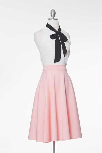 Sway This Way Skirt - Pink