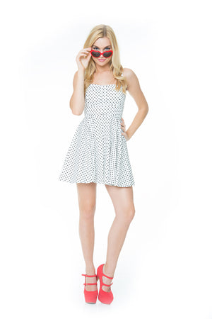 black-white-mini-polka-dot-pin-up-style-dress