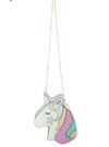 Unicorn Purse Silver