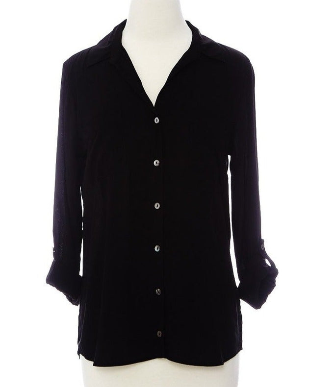 Loosen Up Shirt - Black