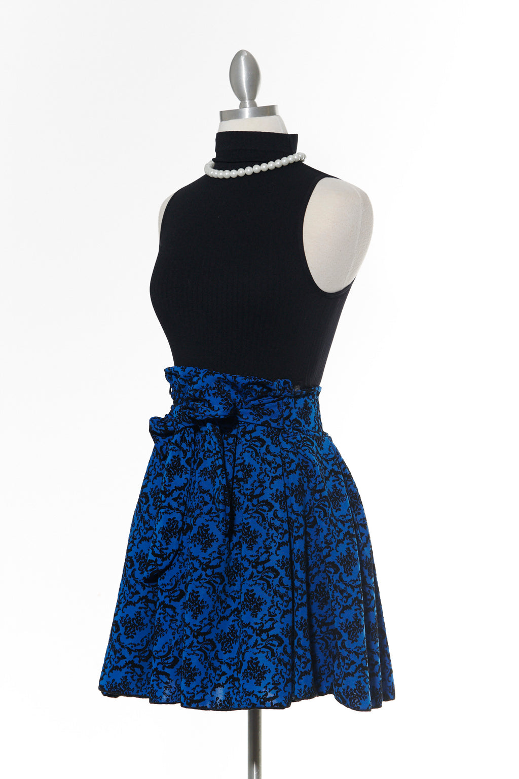 Dreamy Party Skirt- Royal Blue
