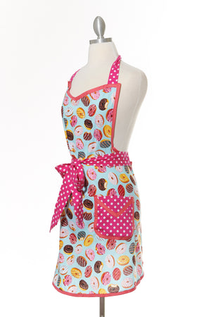 Tell Me What You Love Donut Apron
