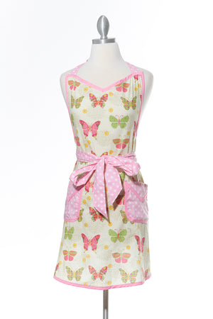 Share a Dance Butterfly Apron