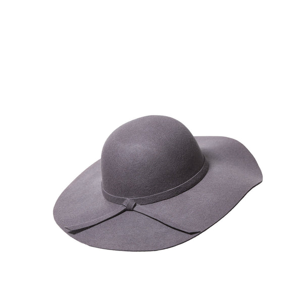 Deja Floppy Hat - Charcoal