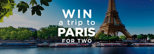 Win a Trip for 2 to PARIS w/ Paris Runway Ready