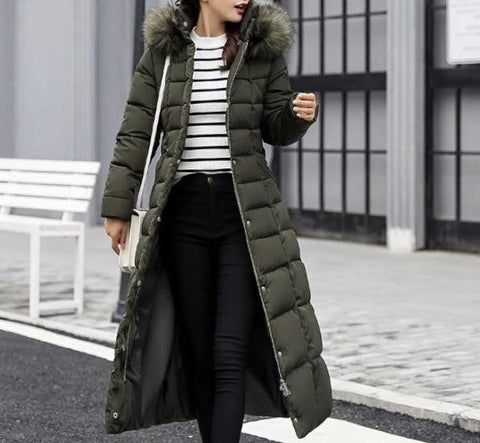 Cassandra Long Coat