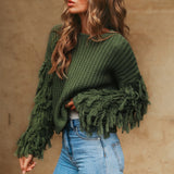 Helen Pullover Knit Sweater