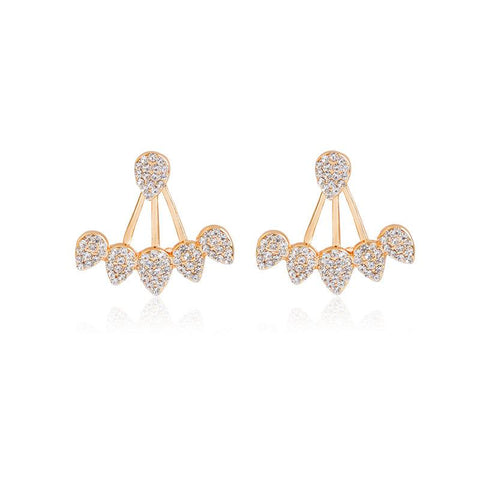 Selena Crystal Earrings
