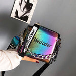 My Favorite Femme Handbag - Rainbow Color Option, Silver & more